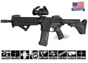 Airsoft GI Full Metal Magpul Warrior CQBR AEG Airsoft Gun (Custom)