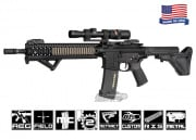 Airsoft GI Full Metal MagPul Warrior Carbine AEG Airsoft Gun (Custom)