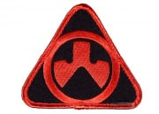 MagPul Dynamics Logo Patch (Blk/Red)