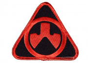 MagPul Dynamics Logo Patch (Black/Red)