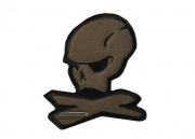 MagPul 10th Anniversary Skull & Crossbones Patch (OD)