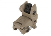 Magpul PTS MBUS Rear Back-Up Sights (Dark Earth)