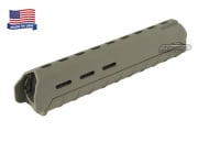 Magpul USA MOE M4 Rifle Length Handguard (Dark Earth) for Firearm Use ONLY
