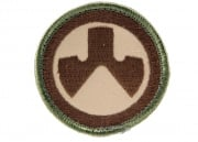 Magpul USA Logo Patch Velcro (Dark Green)