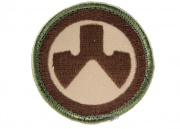 MagPul Logo Patch (Dark Green)