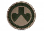 MagPul Logo Patch (Light Green)