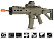 Full Metal PTS Masada ACR AEG Airsoft Gun (Dark Earth)