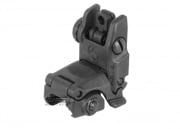 Magpul PTS MBUS 2 Rear Back-Up Sights (Black)