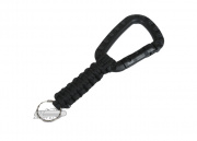 Mil-Spec Cords ITW Tac Link Cobra Key Chain (Black)