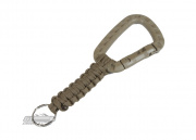 Mil-Spec Cords ITW Tac Link Cobra Key Chain (Coyote)