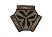 MM Trigger Pull Logo Patch ( ACU )