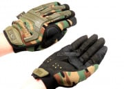 Mechanix Wear M-Pact Gloves 2012 Version (Woodland/Small)