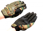 Mechanix Wear M-Pact Gloves 2012 Version (Woodland/Medium)