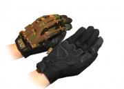 Mechanix Wear M-Pact Gloves (Woodland S/M/L/XL)