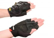 Mechanix Wear M-Pact Fingerless (Black M/L/XL/2XL)