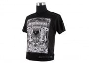 Mechbox Clothing Art of War T-Shirt (Black/M)