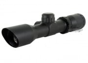 NC Star 2-6x30 Courage Series Compact Scope (P4 Sniper Reticle)