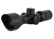 (Discontinued) NC STAR Courage Series 3-9x42CE Compact Scope w/ Red/Green Mil Dot Reticle