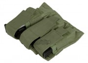 NcSTAR Triple Pistol Mag Pouch ( OD )