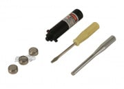 NcSTAR Red Laser Bore Sighter Kit