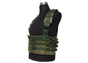 NcSTAR AR Chest Rig (OD Green)