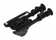 NcSTAR Precision Grade Bipod (Compact Notched/3 Adapters)
