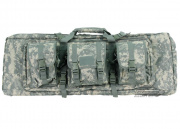 "Condor Outdoor MOLLE 36"" Deluxe Double Rifle Gun Bag w/ Flap ( ACU )"