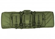 "Lancer Tactical 42"" Molle Dual Gun Bag (OD)"