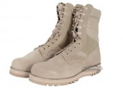 Condor Jungle Boots (Tan) - Speed Lace/Sierra Sole (Size 11W)