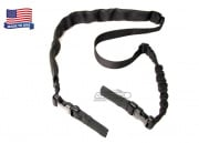 Condor Outdoor Padded CBT Bungee Sling (Black)