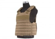Condor Outdoor Defender Plate Carrier (Tan)