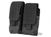 Condor Outdoor MOLLE Dual M14 Magazine Pouch (Black)