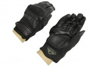 Condor Outdoor Kevlar Tactical Gloves ( Black / Small )