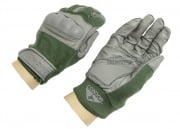 Condor / OE TECH Nomex Hard Knuckle Tactical Gloves ( Sage / Large - 10 )