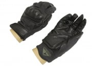 Condor / OE TECH Nomex Hard Knuckle Tactical Gloves ( BLK / Small - 8 )