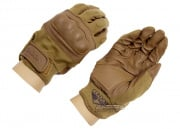 Condor/OE TECH Nomex Hard Knuckle Tactical Gloves (Tan/Small - 8)