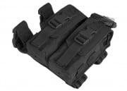 Condor Outdoor Drop Leg M4 Magazine Pouch (Black)
