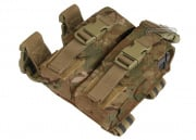 Condor Outdoor Drop Leg M4 Magazine Pouch ( Multicam )