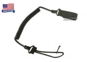 Condor Outdoor Pistol Lanyard (Black)