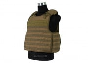 Condor / OE TECH Quick Release Plate Carrier ( Tan / Tactical Vest )