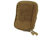 Condor Outdoor MOLLE Side Kick Pouch (Tan)