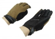 Condor Outdoor Shooters Tactical Gloves (Coyote/Small - 8)