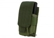 Condor Outdoor MOLLE Single M14 Magazine Pouch (OD)
