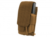 Condor/OE TECH MOLLE Single M14 Magazine Pouch (Tan)