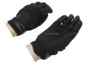 Condor Outdoor Stryker Padded Knuckle Tactical Gloves (Black/Large - 10)