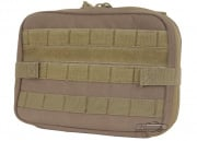 Condor Outdoor MOLLE T&T Pouch (Tan)