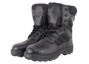 "Condor Elite 8"" Tactical Boots w/ YKK Side Zipper (Black/Size 9.5)"