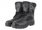 "Condor Elite 8"" Tactical Boots w/ YKK Side Zipper ( Black / Size 9.5 )"