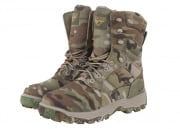 "Condor Elite 8"" Tactical Boots w/ YKK Side Zipper ( Multicam / Size 10.5 )"