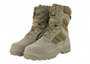 "Condor Elite 8"" Tactical Boots w/ YKK Side Zipper ( Tan / Size 9.5 )"